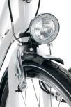 Klassisk Damcykel 3-vxl, Vit