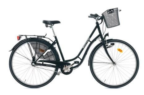 Klassisk Damcykel 3-vxl, Svart
